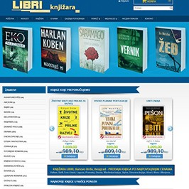 Web shop Knjizara Libri