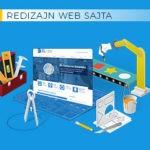 Redizajn veb sajta