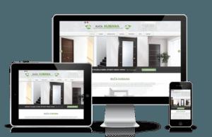 Veb sajt Kuca Humana