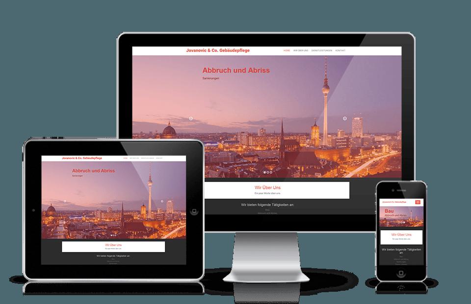 Web sajt agencije za ciscenje