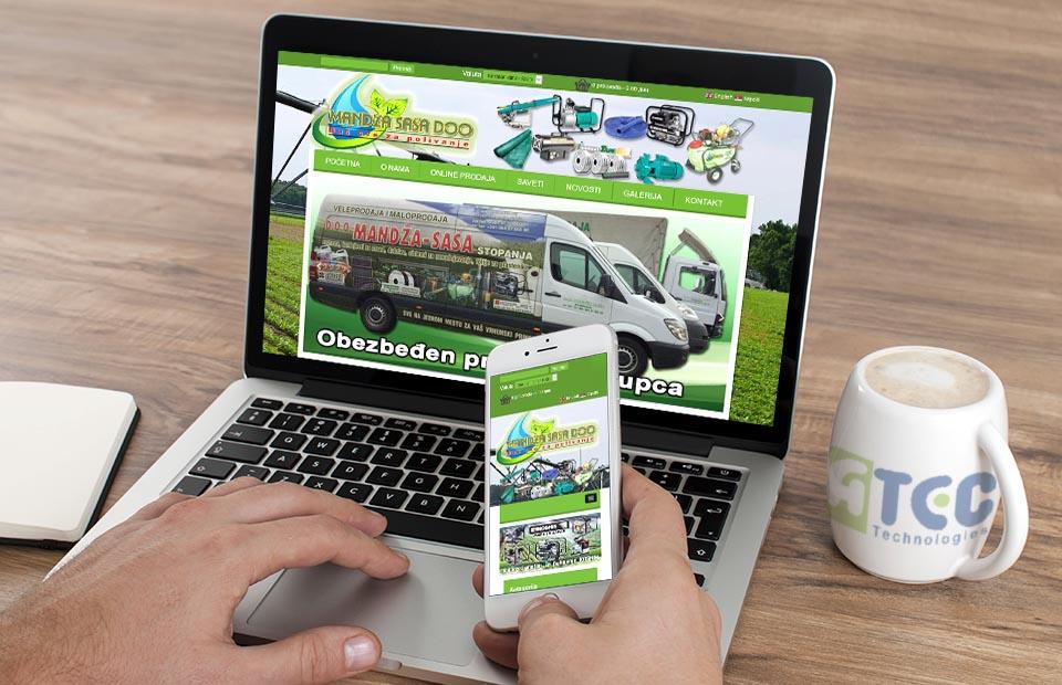 Izrada woocommerce online prodavnice