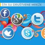 Šta su društvene mreže