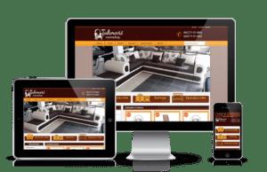 Webshop za prodaju namestaja