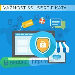 Bezbednost web sajta SSL sertifikat
