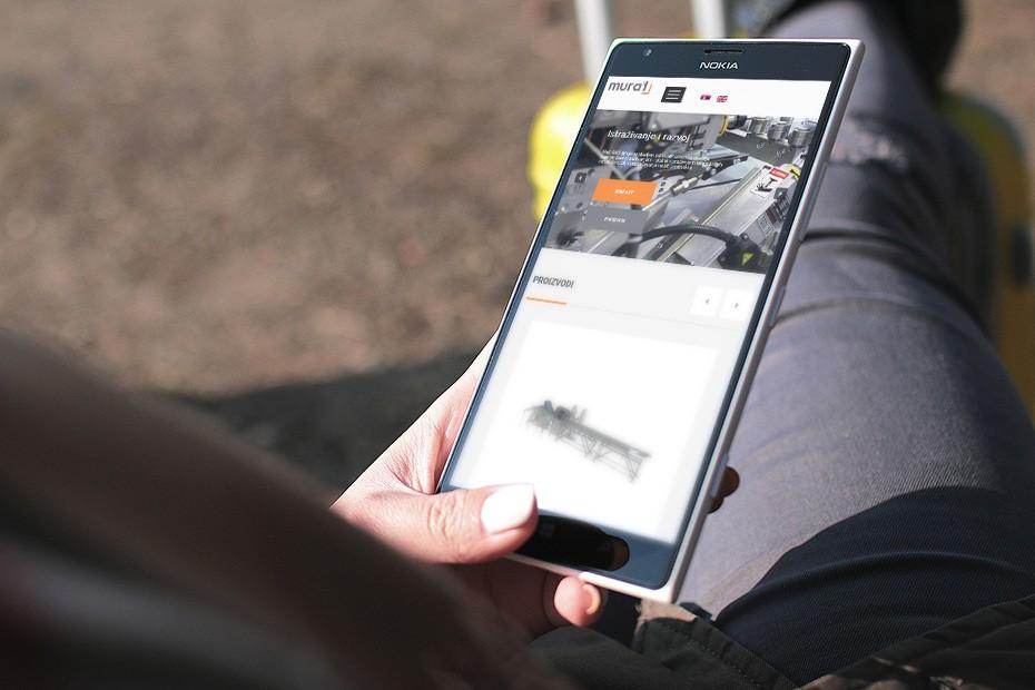 Web sajt za prodaju masina za pvc stolariju