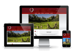 Web sajt Vendi udruženja