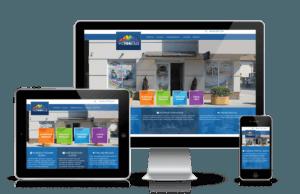 Web sajt za ekspertsku migraciju