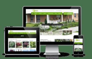 Web sajt Rasadnik Lipa