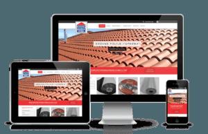 Web sajt za prodaju krovnih i podnih folija