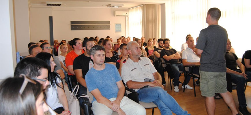 Prvi WordPress meetup Kruševac