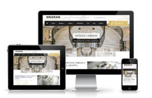 Izrada web sajta za kamenorezačke radnje
