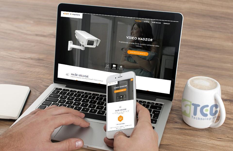 Web sajt za prodaju racunara