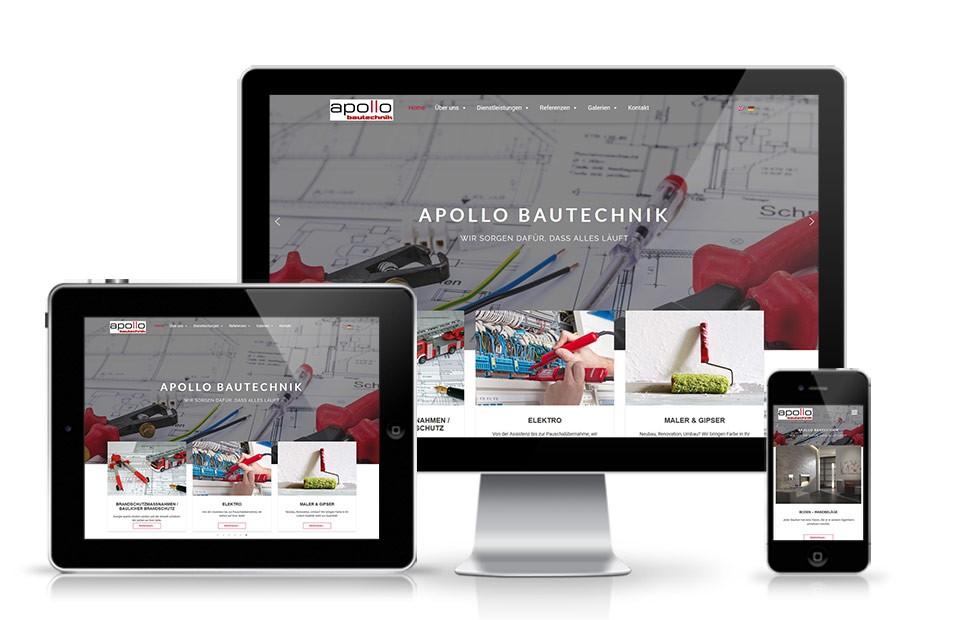 Izrada web sajta za gradjevinsku firmu