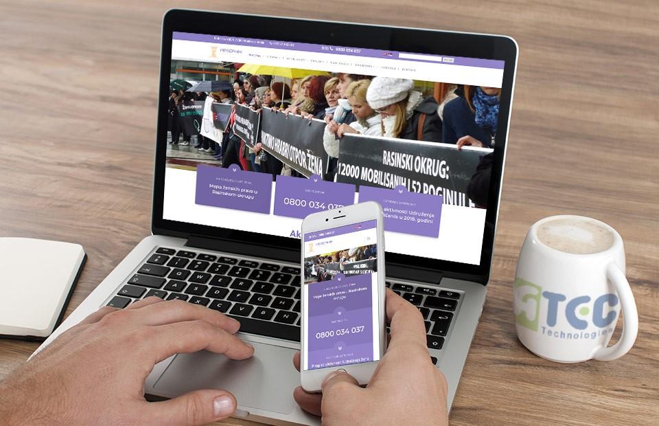 Veb sajt Krusevac
