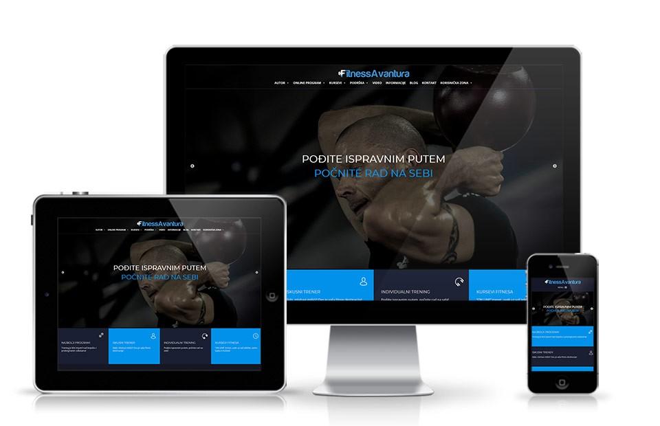 Internet prezentacija Kruševac Atec Technologies