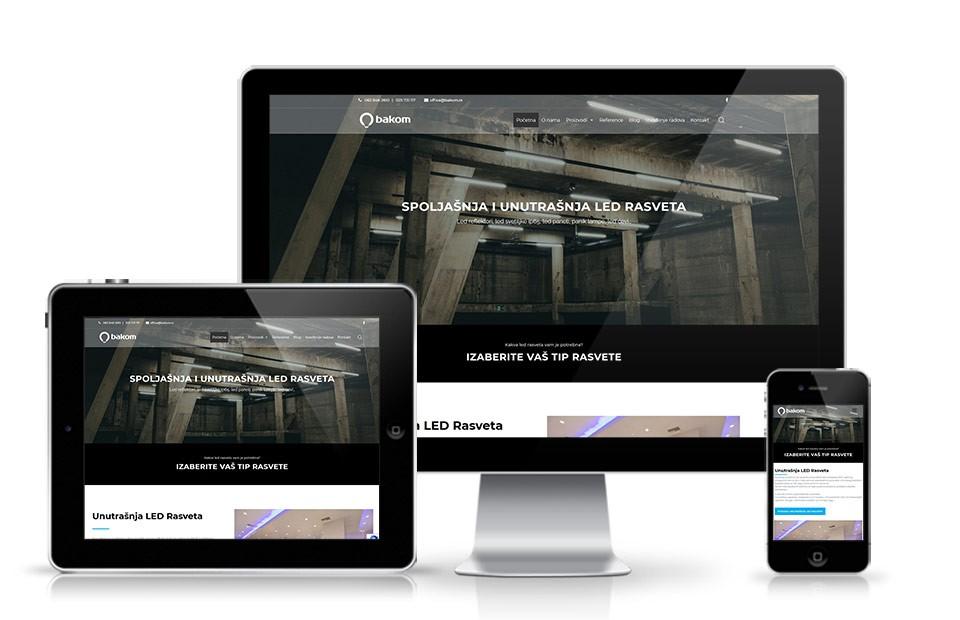 Izrada web prezentacije