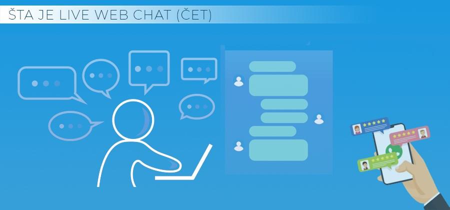 chat na web sajtu