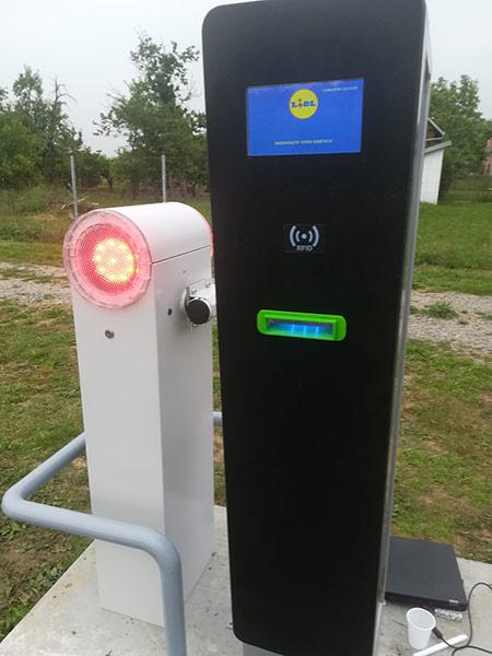 Sistem za naplatu parkiranja
