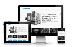 Web sajt za prodaju polovnih masina