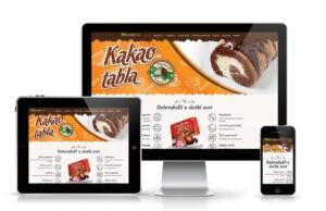 Veb sajt Bg Produkt Krusevac