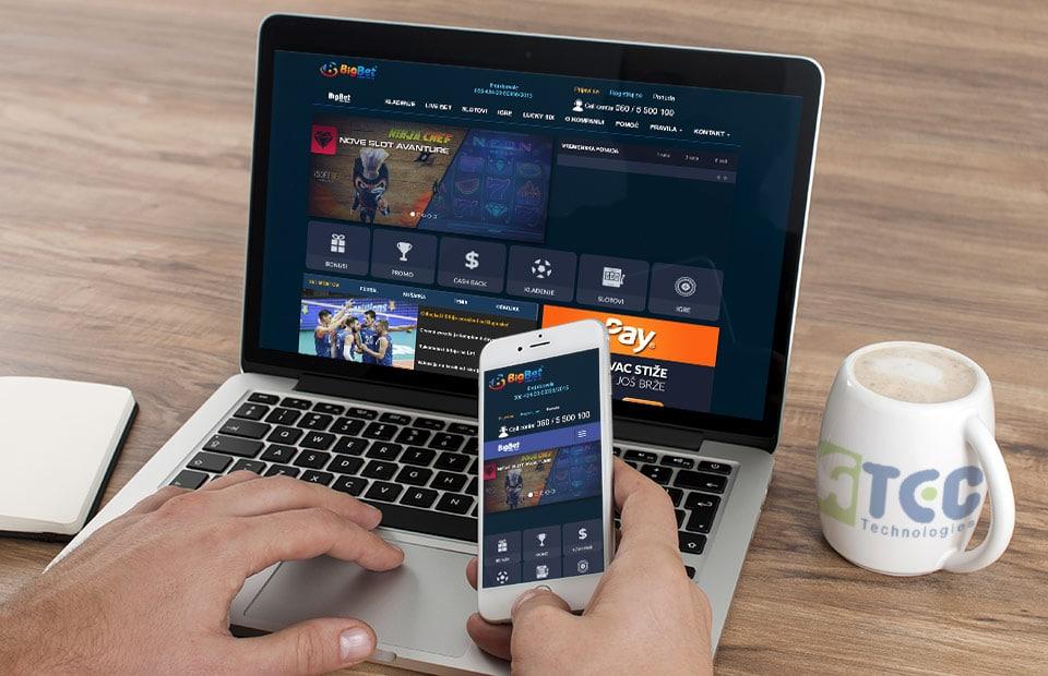 Web sajt za sportke kladionice