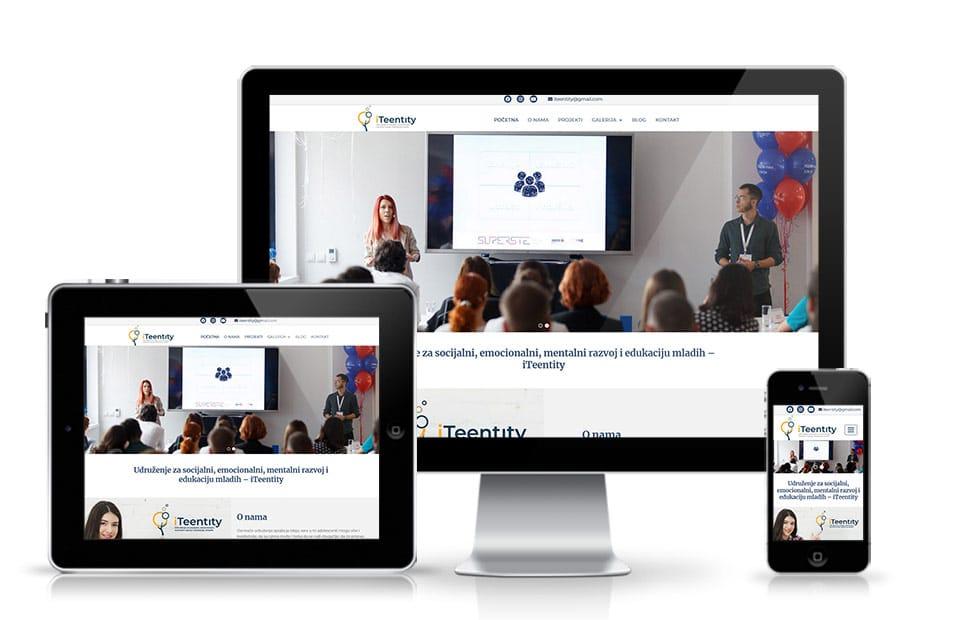 Izrada internet prezentacije